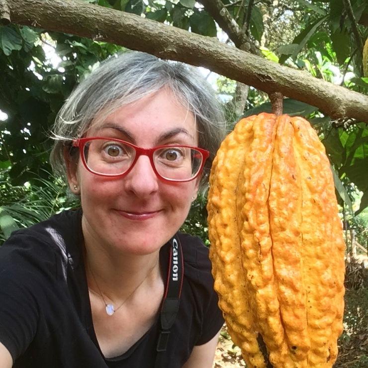 Cacao Selfie