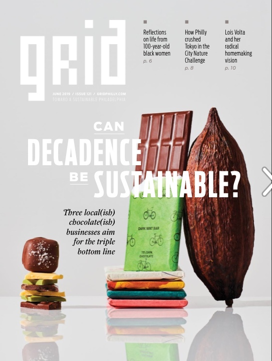 Grid Cover Story