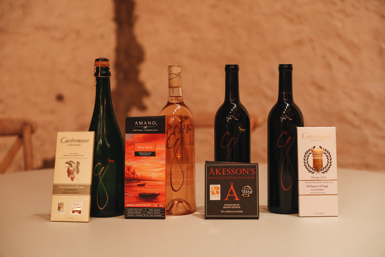 Grace Winery Line-Up